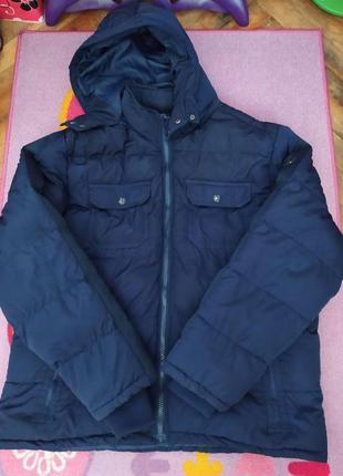 Куртка мужская демисезон - теплая зима 4 xl