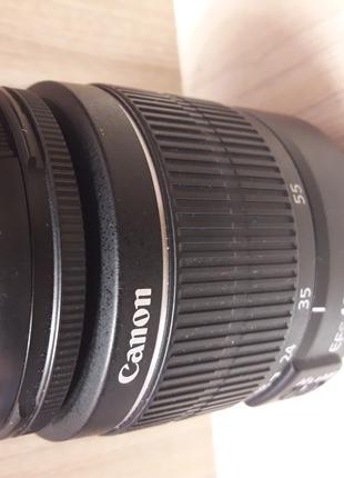 Обьектив Canon 18-55