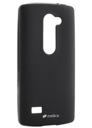 Чехол оригинальный Melkco для LG Leon H324 (разные цвета)