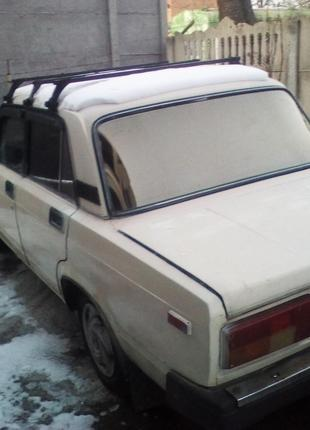 ВАЗ 2105 после дтп
