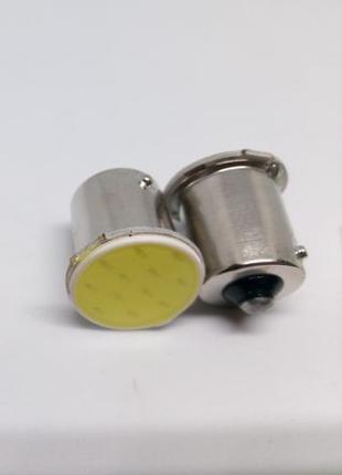 Led лампа для авто ВАЗ Цоколь r5w, Ba15s