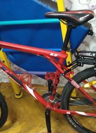 Велосипед горный GT avalanch колеса 26 дюймов. Размер L