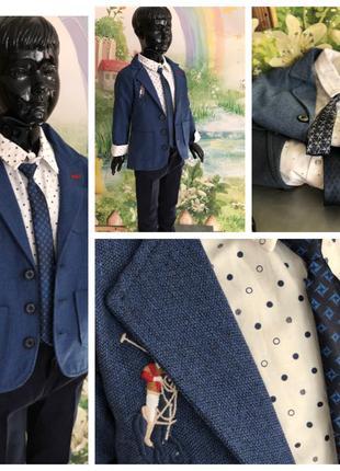 Детский костюм джентльмен для мальчика