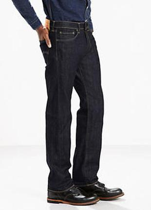Джинсы Levis 505 Regular Fit Tumbled Rigid