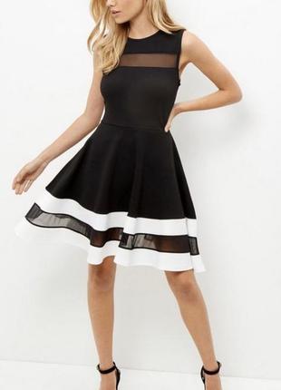 🌿невероятное, елегантное, комбинированное платье от cameo rose...