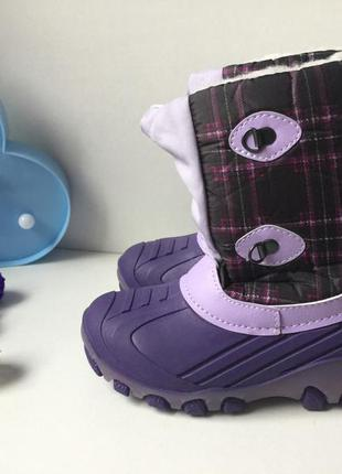 Дитячі термо-чобітки, термоботинки (сноубутси) фірми lupilu.