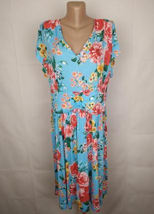 Платье новое стильное трикотажное большого размера joe browns ...