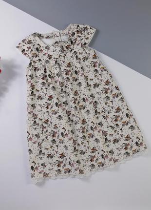 Платье h&m на 6-7 лет, рост 122 см