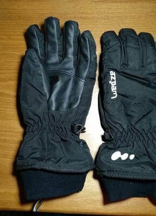Перчатки краги 8-10 лет wedze франция