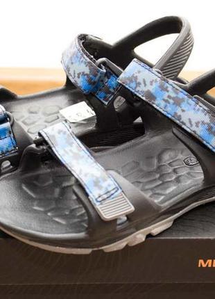 Фирменные сандалии merrell hydro drift water sandal