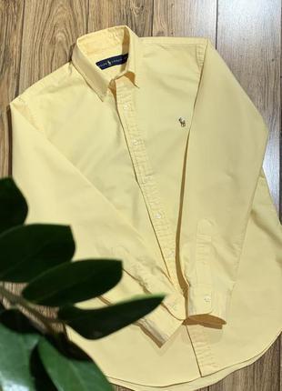Оригинальная рубашка ralph lauren оригинал