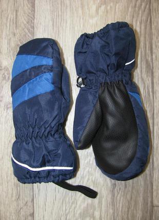 Зимние термо варежки, краги, рукавицы lupilu. 2,5 размер 2-4 года