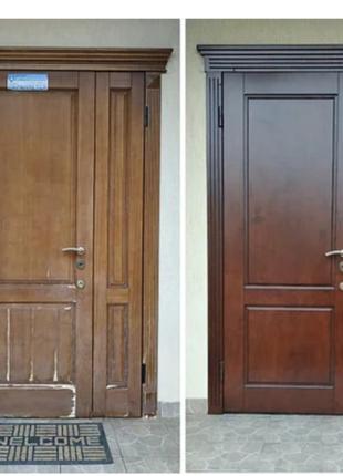 Ремонт,обслуживание,входных металлических дверей
