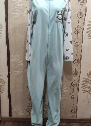 Secret possessions флисовая кигуруми, пижама, слип
