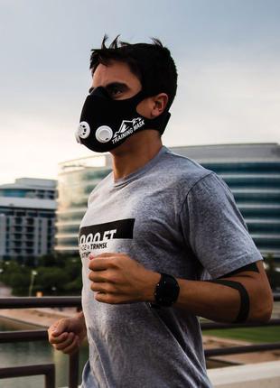 - 50% Маска Тренировочная Elevation Training Mask для Бега СПОРТА