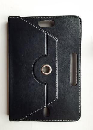 Черный чехол на планшет 10 дюймов