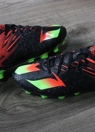 Футбольные бутсы копы adidas messi 15.4 fg/ag af4671