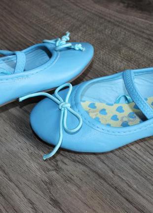 Туфли балетки pep&co 23-24 размер