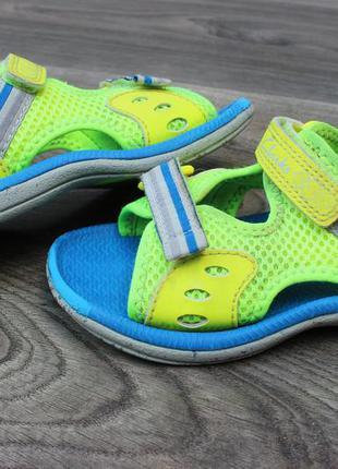 Босоножки сандалии clarks оригинал 25-26 размер