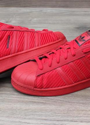 Кроссовки adidas superstar red оригинал 46 размер