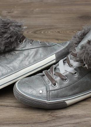 Ботинки кеды next 38 размер