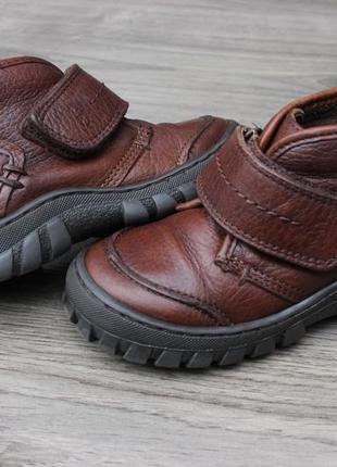 Ботинки из высококачественной кожи next made in portugal 24-25...