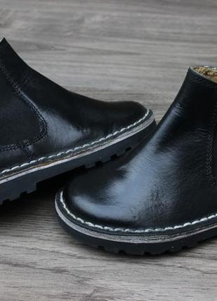 Кожаные ботинки челси next 23-24 размер