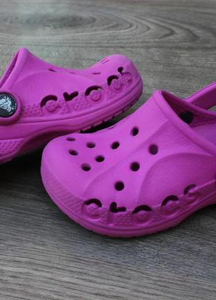 Сабо босоножки crocs 25-26 размер