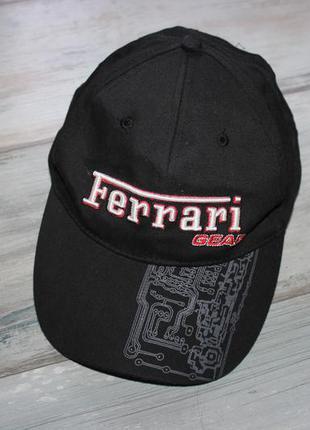 Кепка ferrari оригинал