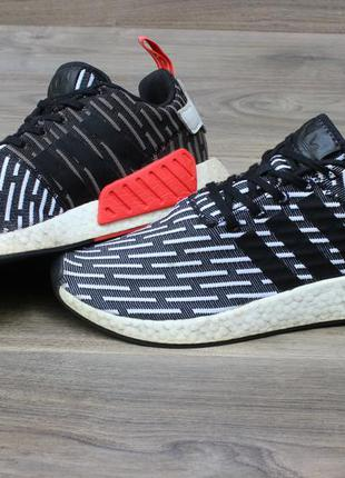Кроссовки adidas nmd_r2 primeknit bb2951 оригинал 45-46 размер