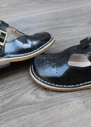 Туфли clarks натур. кожа 22-23 размер