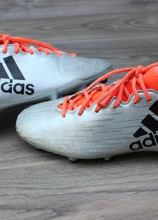 Бутсы копы adidas x 16.3 fg s79485 оригинал 42 размер