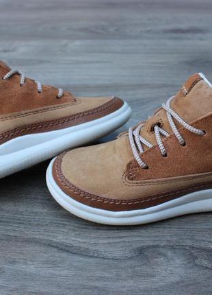 Ботинки clarks натур. кожа оригинал 24 размер