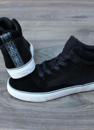 Кеды ботинки toms натур. замш 35-36 размер оригинал