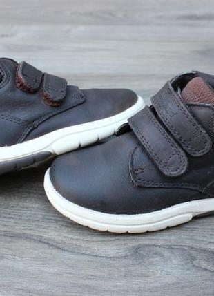 Ботинки timberland натур. кожа 24 размер