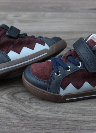 Ботинки clarks натур. кожа 25 размер