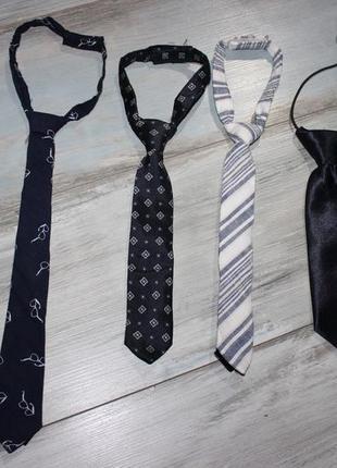 Набор детских галстуков next
