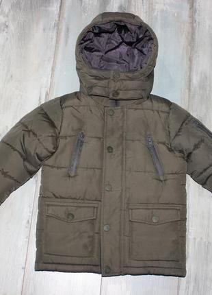 Куртка next 3 года зима