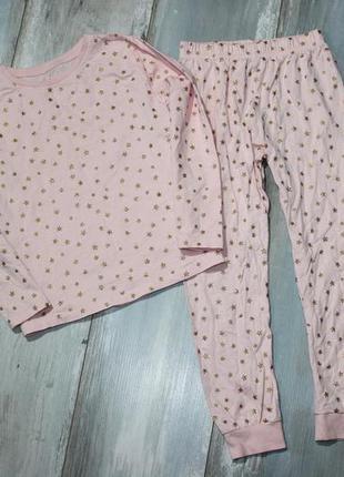 Пижамка в звездочку на 5-6 лет george
