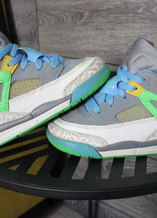 Кроссовки nike air jordan spizike easter 317701-056 оригинал 2...