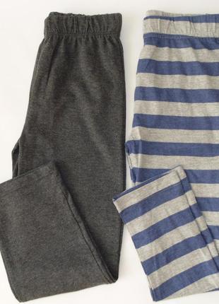 Набор 2 шт. пижама штаны пижамные primark англия 5-6 лет