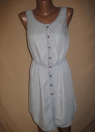 Платье из лиоцелла f&f р-р6