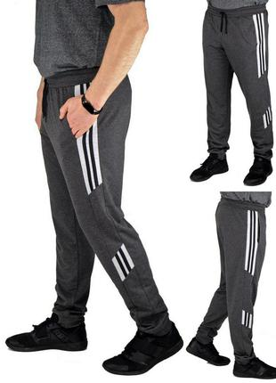 Практичные мужские штаны-брюки для тренировок и повседневных дней