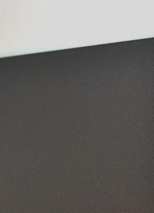 Черные безрамные магнитные меловые доски