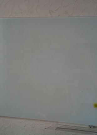 Стеклянная настенная магнитно-маркерная доска 60*90 см