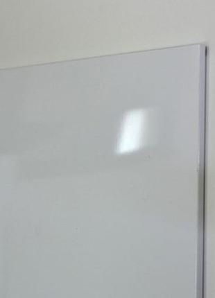 Безрамные магнитные маркерные доски офисные белые