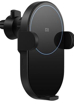 Автодержатель беспроводная зарядка Xiaomi Wireless Car Charger