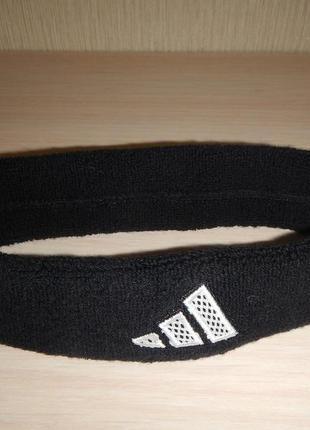 Спортивная повязка на голову adidas