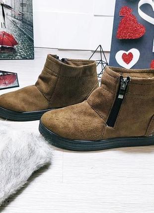 Распродажа! зимние ботинки по супер цене! 199 грн!
