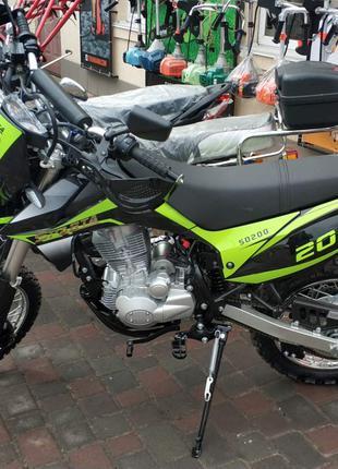 Купити мотоцикл Sparta Cross 200cc 200 куб.см двомісний кросовий
